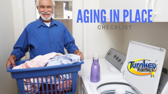 Aging In Place Checklist