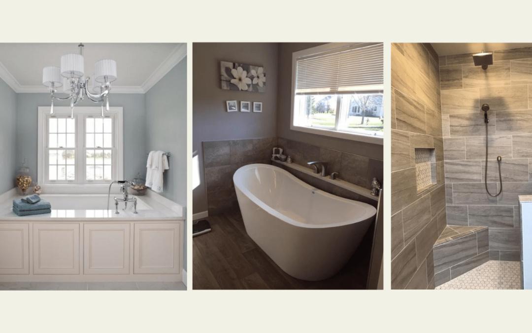 Bathroom Remodeling in Appleton, WI