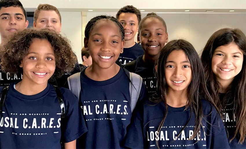 Youth Leadership Training | Student Community Service | CARES Project