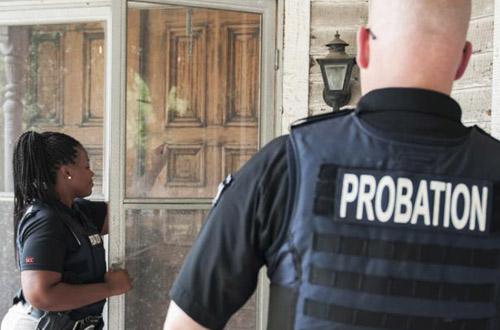 Probation Department Training | Probation Police