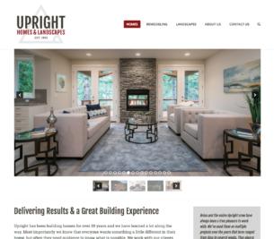 Upright Homes & Landscapes