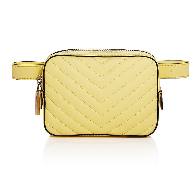 Statement-Making Belt Bag