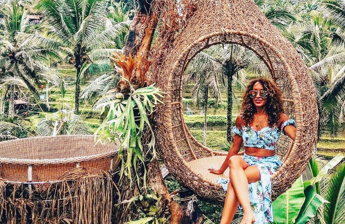 The Destination: Bali