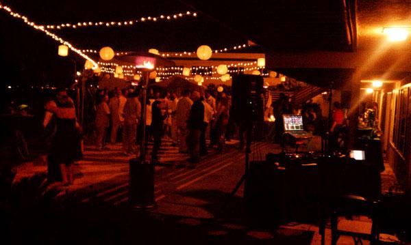 oceanview-villas-reception-dancing-mydjs-set-up