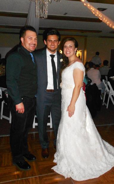 first baptist church wedding dj