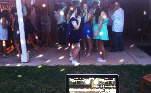 San Diego Sweet 16 party