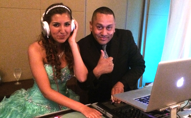 Hilton Oceanfront Wedding Dj
