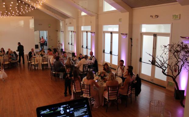 Cuvier Club Wedding Dj