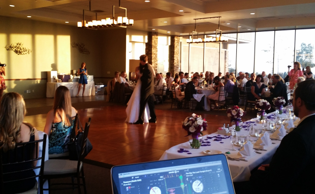Pacific View Wedding Dj
