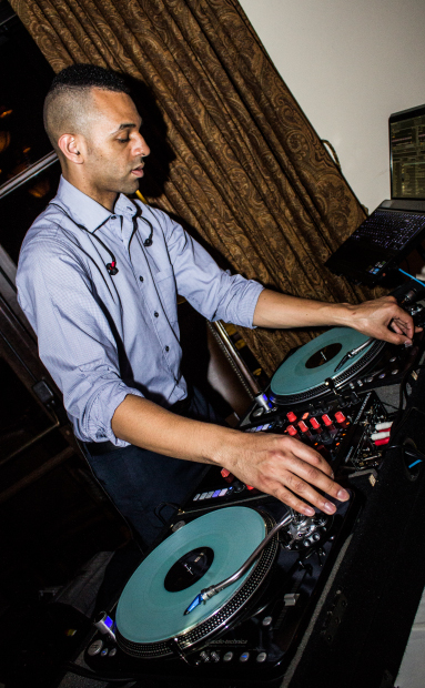 Golf Club Of California Wedding Dj