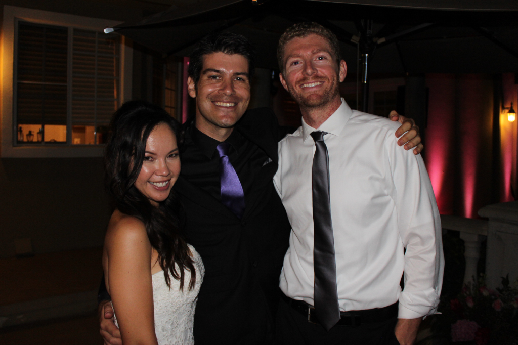Josh with Kevin and Kristina 2