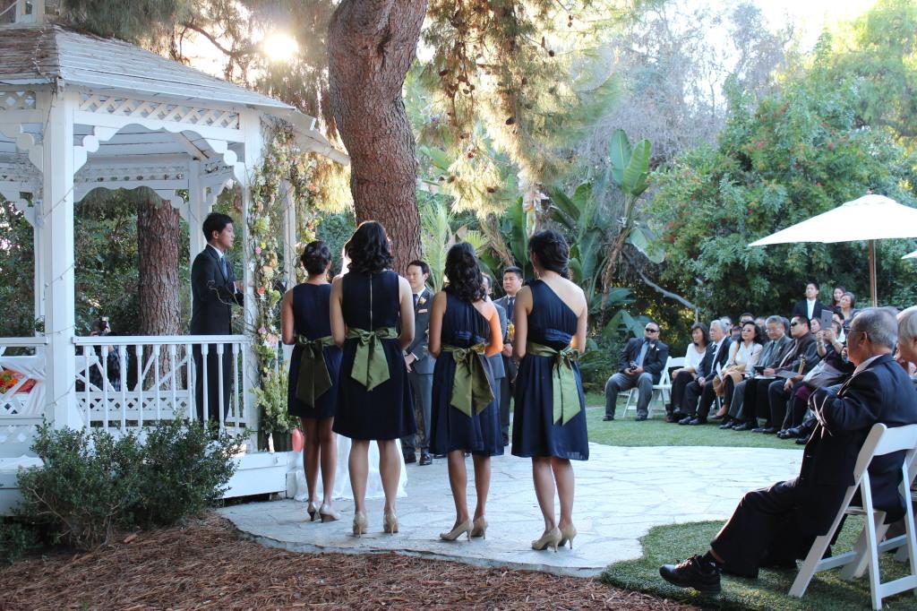 Green Gables Wedding Estate Ceremony
