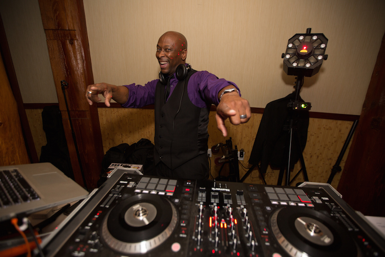 Dj israel wedding