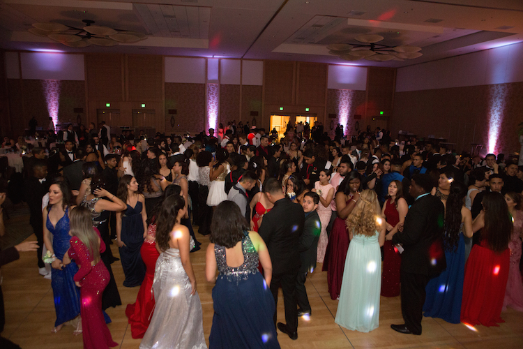 prom party dj