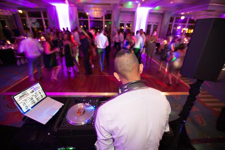 My DJs wedding dj