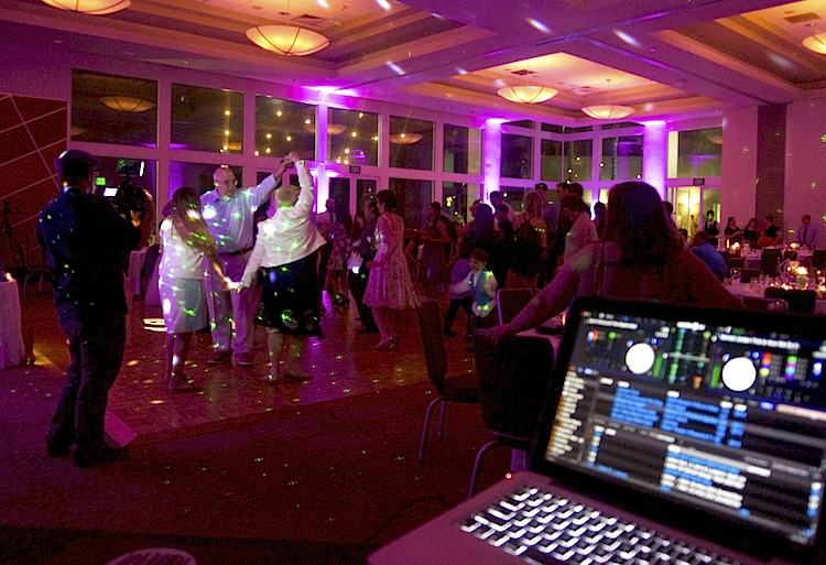 wedding dj san diego