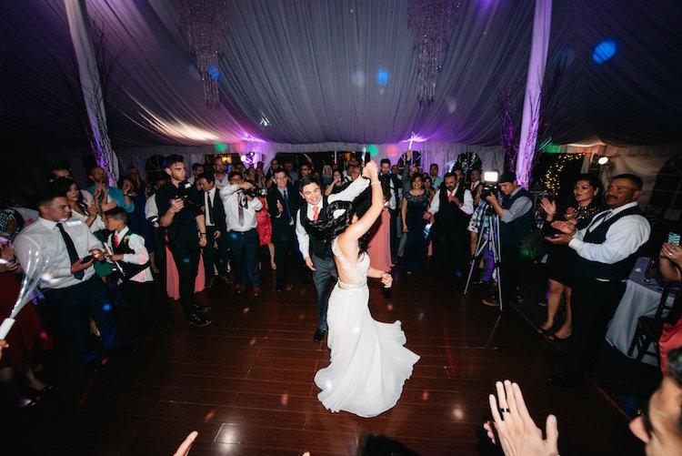 twin oaks wedding dj