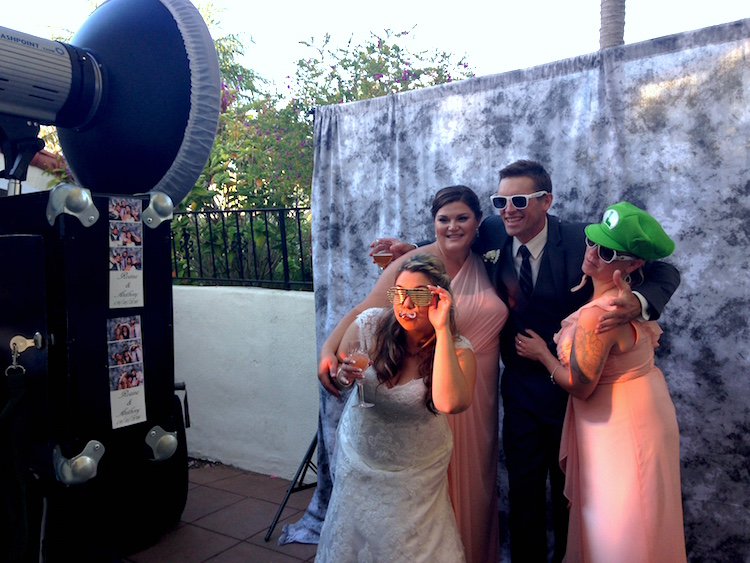 cheap photo booth san diego