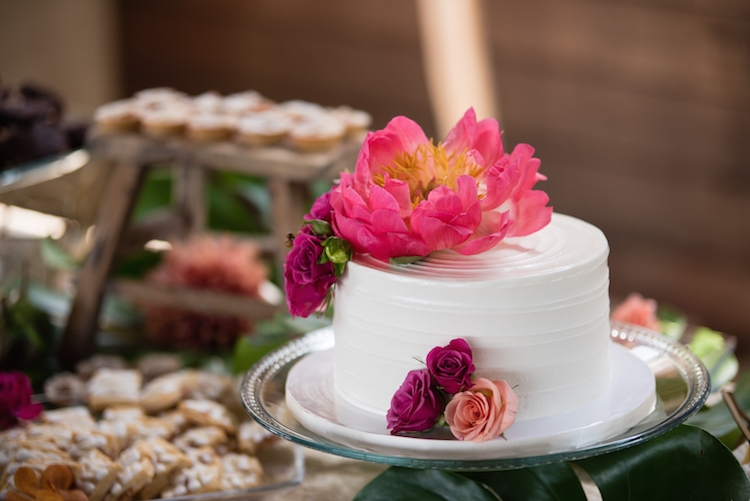san diego wedding cake