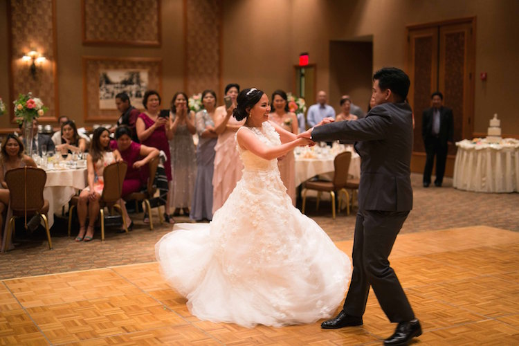 wedding first dance dj