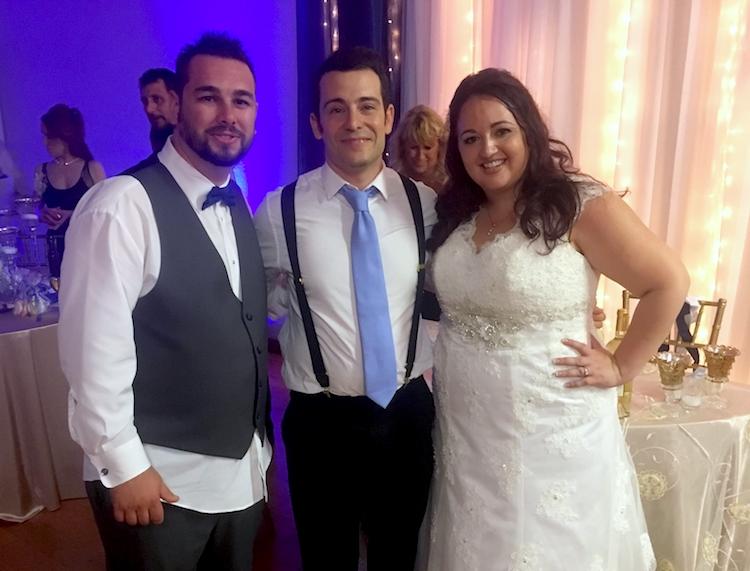My Djs weddings