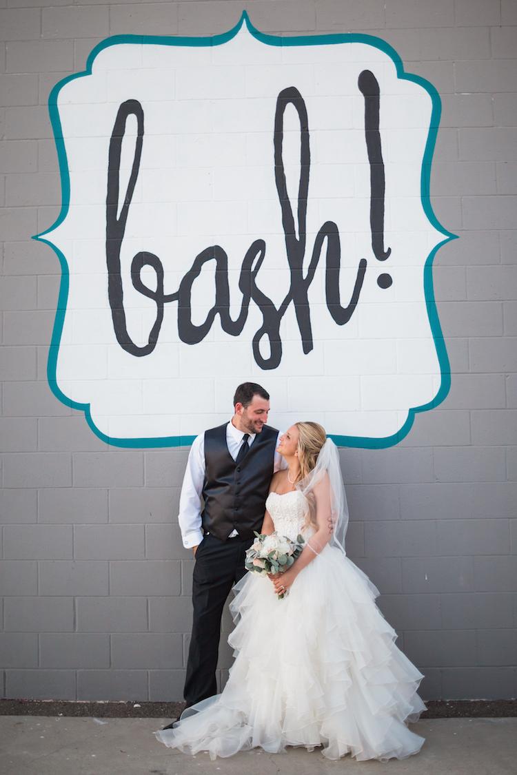 bash! wedding