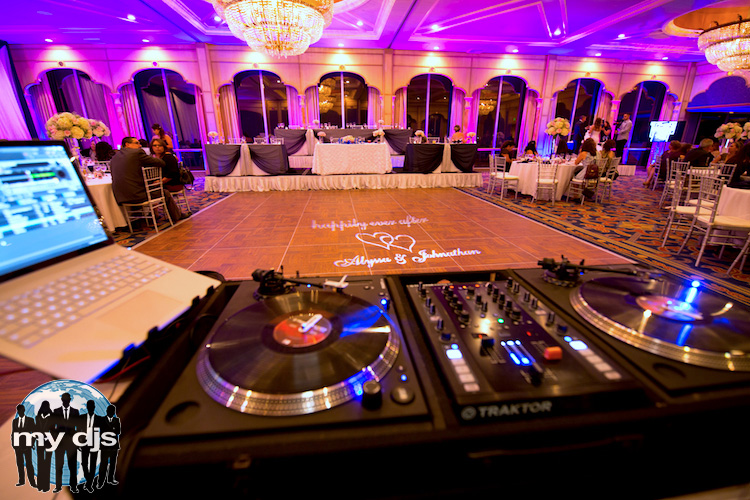 real wedding djs