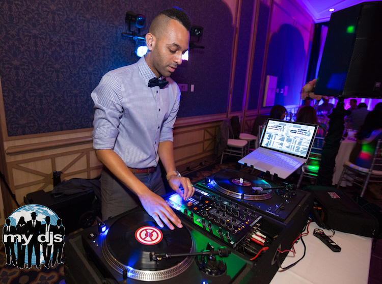 awesome wedding dj