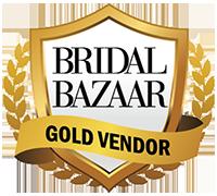bridal bazaar san diego wedding djs badge gold member
