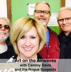 Rogue Suspects and Cammy Davis on KSKQ