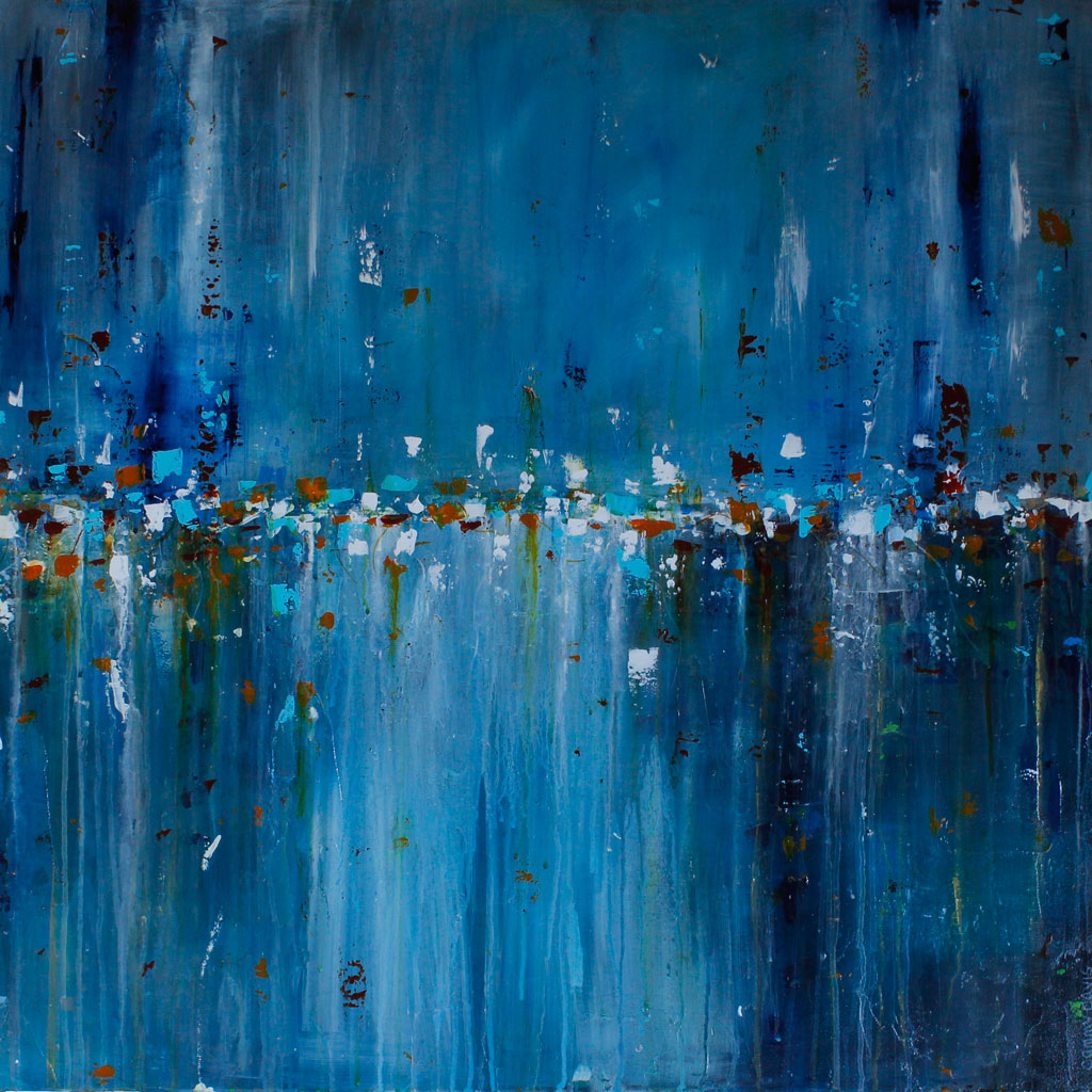 Oregon Artist, Contemporary Art, Abstract Expressionism