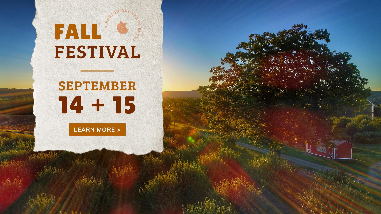 Fall Fest 14th
