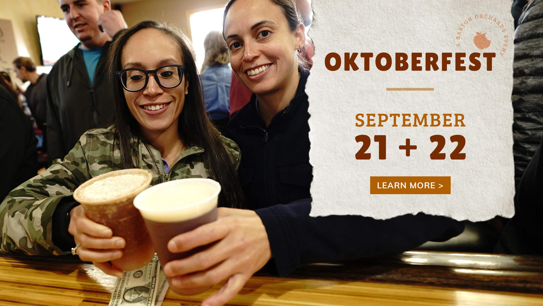 Oktoberfest oct 21st