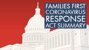 Family First Corona Virus Response Act