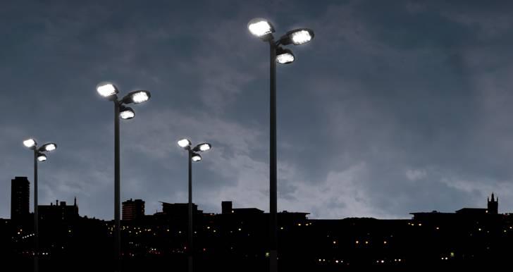 pole lighting