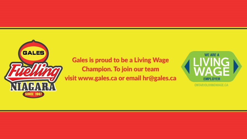 LIVING WAGE CHAMPION GAS STATIONS & WHOLESALE & HOME HEATING FUEL DELIVERY NIAGARA