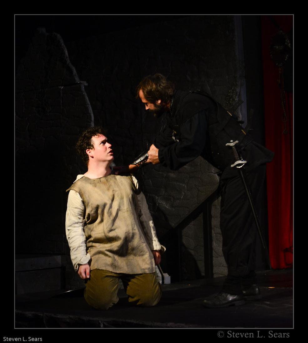Jacob Nye and Jed Sura