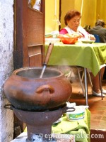 Sabor Caymeño cauldron, Arequipa, Peru photo