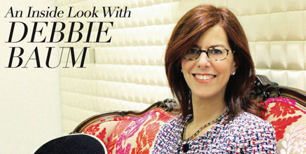 An inside look with Debbie Baum