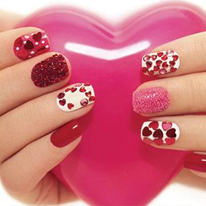 nail salon service