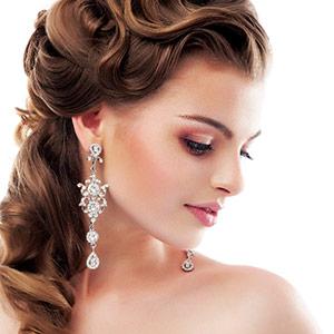 wedding hair makeup services