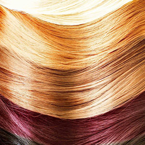 hair color services