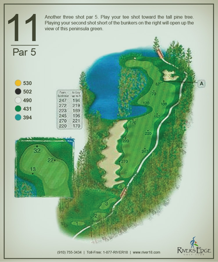 Rivers Edge Hole 11