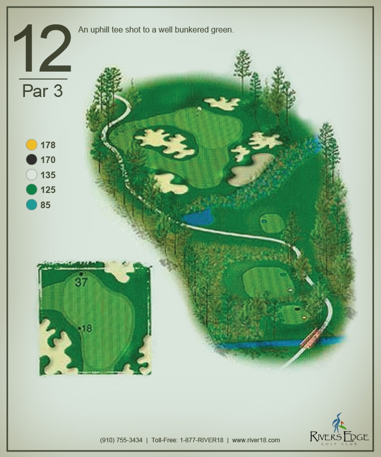 Rivers Edge Hole 12
