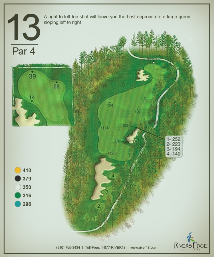Rivers Edge Hole 13