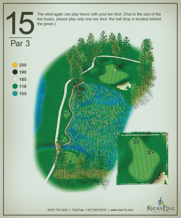 Rivers Edge Hole 15