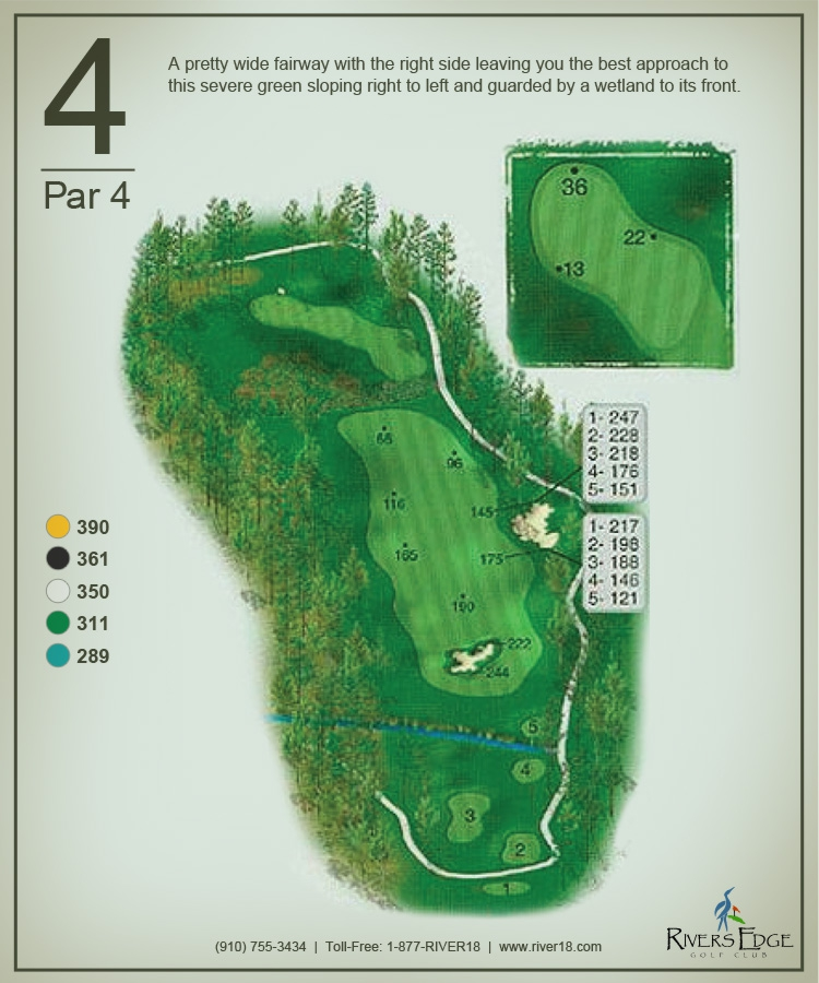 Rivers Edge Hole 4