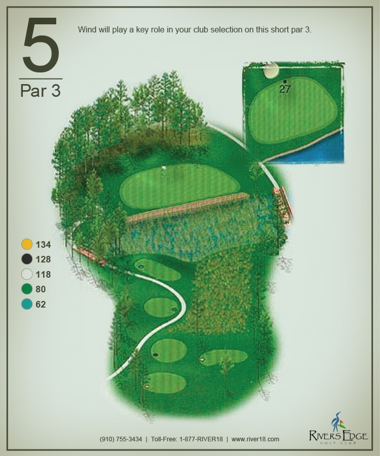 Rivers Edge Hole 5