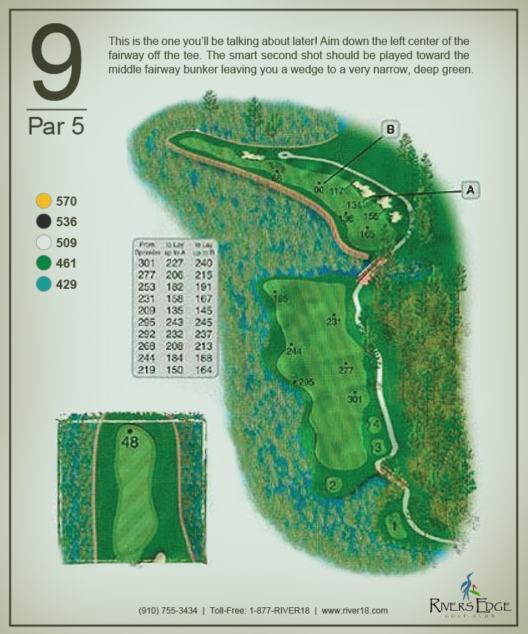 Rivers Edge Hole 9