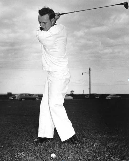One of the best stories you've never heard about Arnold Palmer